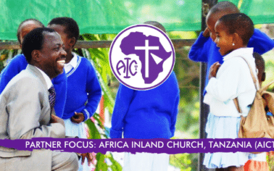 AFRICA INLAND CHURCH, TANZANIA   PARTNERSHIP FOCUS