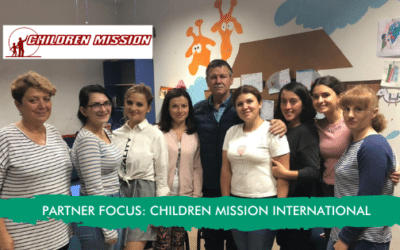CHILDREN MISSION INTERNATIONAL   PARTNERSHIP FOCUS