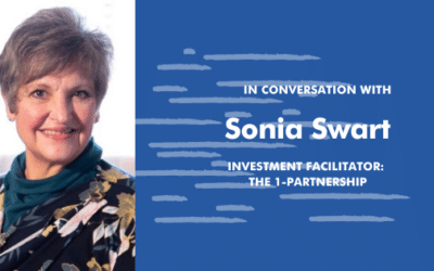 IN CONVERSATION WITH SONIA SWART, INVESTMENT FACILITATOR